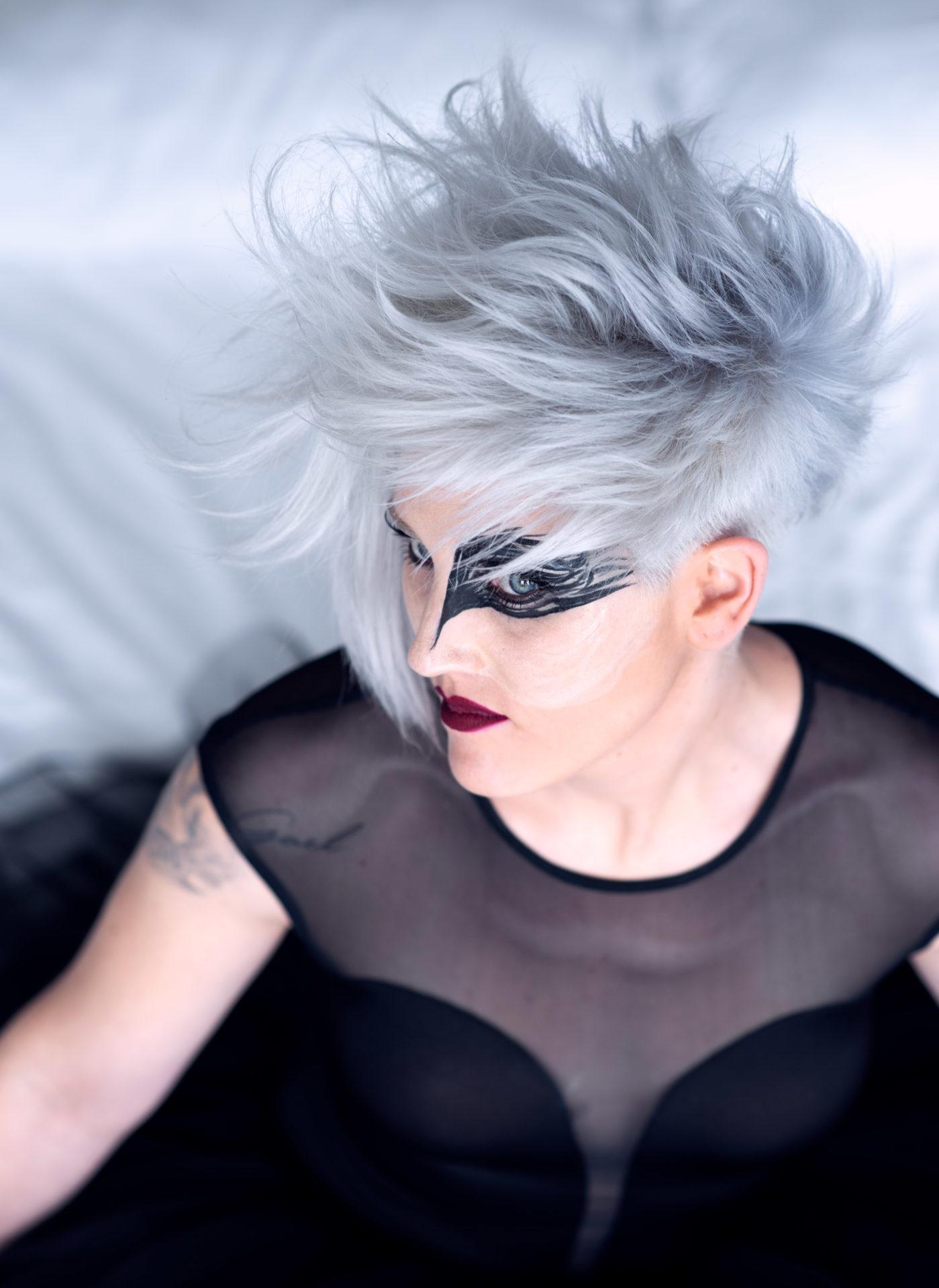 Peinado Maquillaje Fantasia
